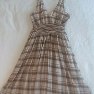 Vintage Liz Claiborne  plaid sundress